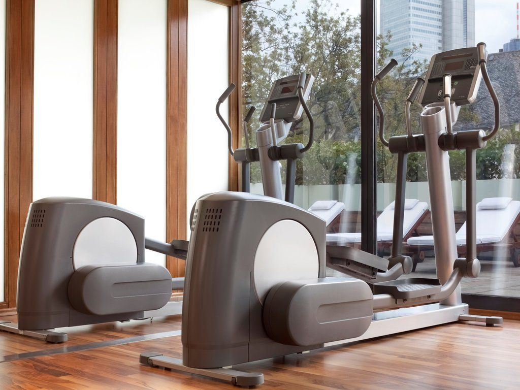 Le Méridien Frankfurt - Fitness in the White Stone Lounge